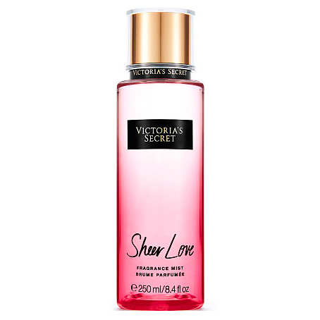 Body Splash - Sheer Love - Victoria's Secret