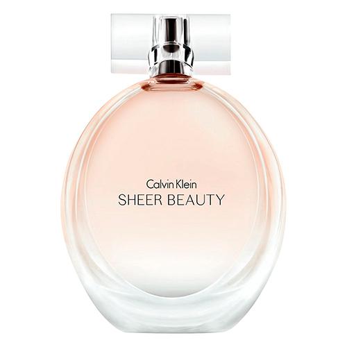 Beauty Sheer Feminino Eau de Toilette - Calvin Klein