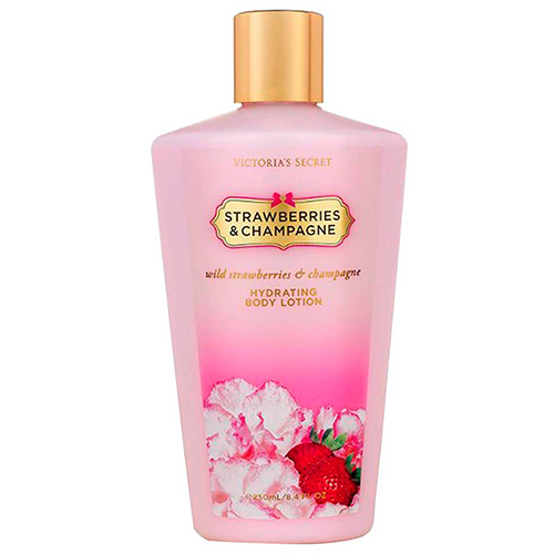 Body Lotion - Strawberries and Champagne - Victoria's Secret