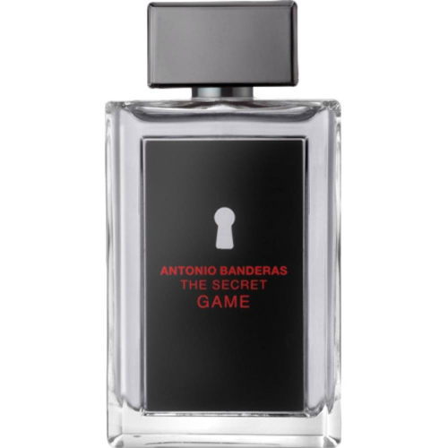 The Secret Game Masculino Eau de Toilette - Antonio Banderas