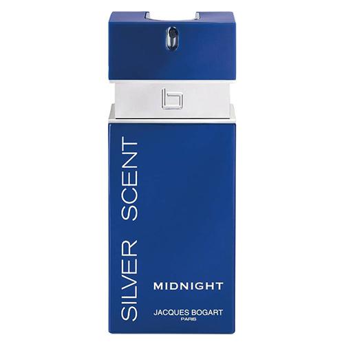 Silver Scent Midnight Masculino Eau de Toilette - Jacques Bogart
