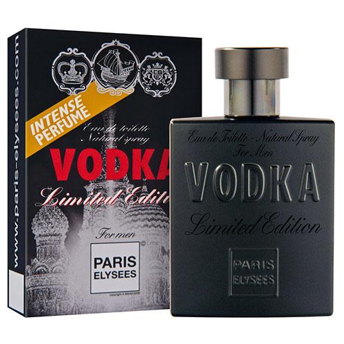 Vodka Limited Edition Masculino Eau De Toilette 100ml - Paris Elysees