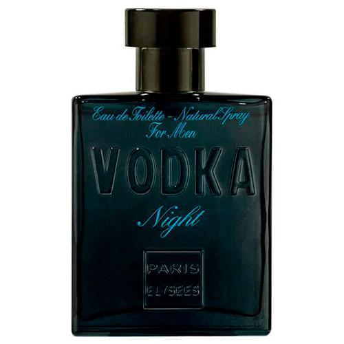 Vodka Night Masculino Eau De Toilette 100ml - Paris Elysees