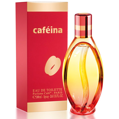 Cafeína Feminino Eau de Toilette - Cafe Café