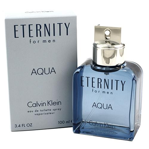 Eternity Aqua Masculino Eau de Toilette - Calvin Klein