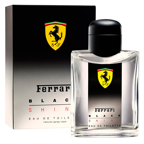 Ferrari Black Shine Masculino Eau de Toilette