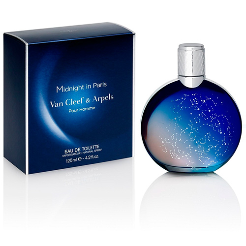 Midnight in Paris Masculino Eau de Toilette - Van Cleef & Arpels