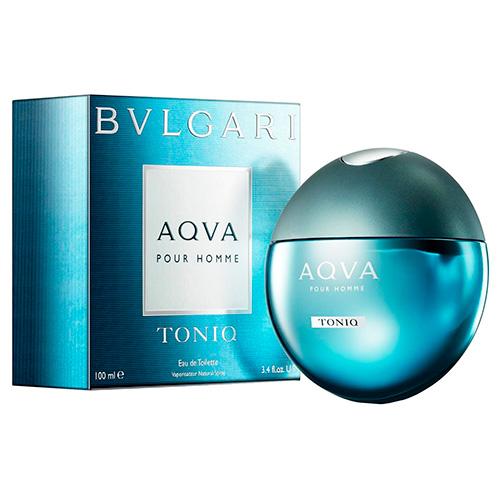 Aqva Toniq Pour Homme Eau de Toilette Masculino - Bvlgari