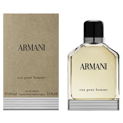 Armani Masculino Eau de Toilette - Giorgio Armani