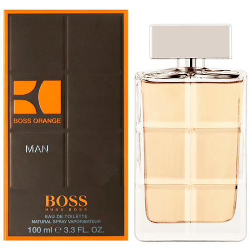 Boss Orange Masculino Eau de Toilette - Hugo Boss