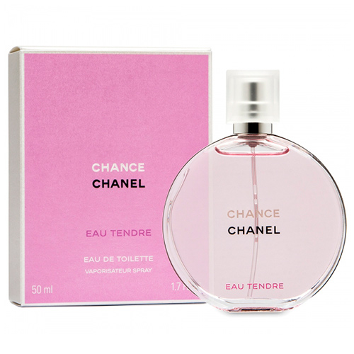 Chance Eau Tendre Feminino Eau de Toilette - Chanel