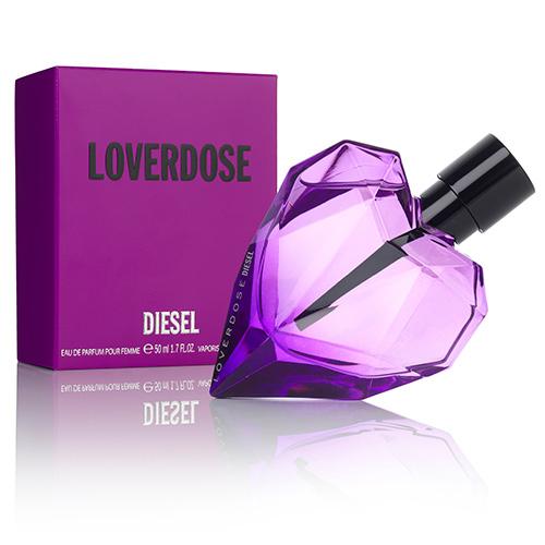 Loverdose Feminino Eau de Parfum - Diesel