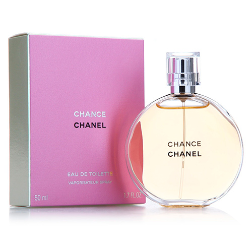 Chance Feminino Eau de Toilette - Chanel