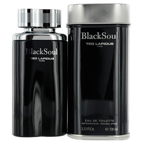 Black Soul Masculino Eau de Toilette - Ted Lapidus