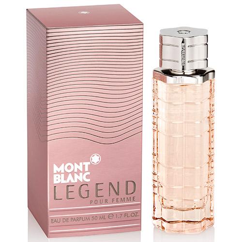 Legend Femme Feminino Eau de Parfum - Montblanc