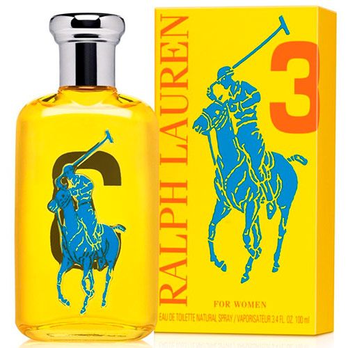 Polo Big Pony 3 Feminino Eau de Toilette - Ralph Lauren