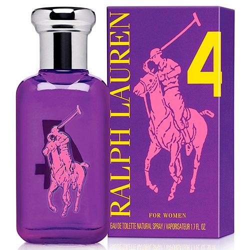 Polo Big Pony 4 Feminino Eau de Toilette - Ralph Lauren