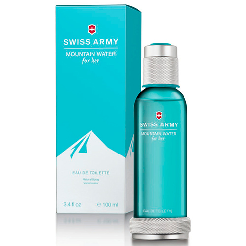 Mountain Water For Her Feminino Eau de Toilette - Swiss Army