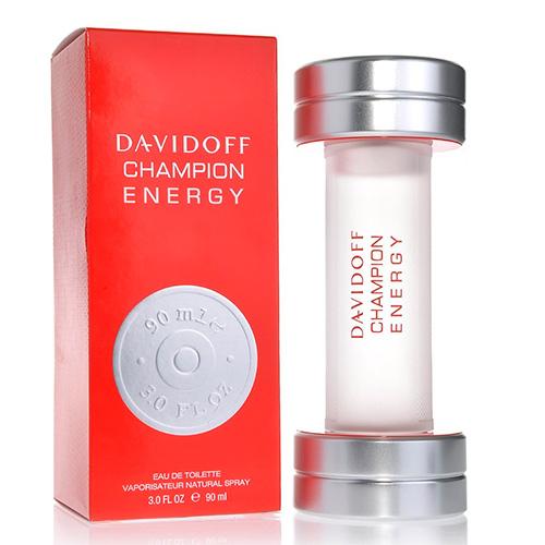 Davidoff Champion Energy Masculino Eau de Toilette