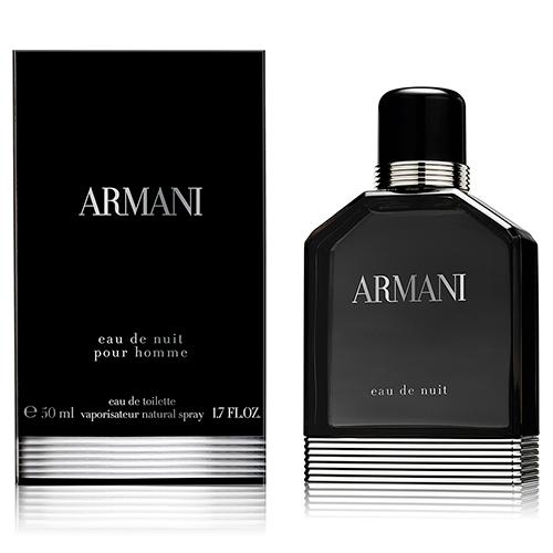 Armani Eau de Nuit Masculino Eau de Toilette - Giorgio Armani