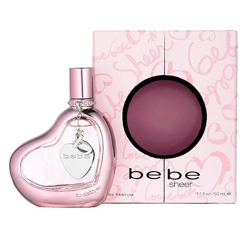 Bebe Sheer Feminino Eau de Parfum