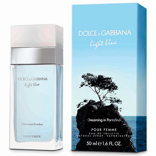 Light Blue Dreaming in Portofino Feminino Eau de Toilette - Dolce & Gabbana