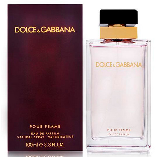 Dolce & Gabbana Pour Femme Feminino Eau de Parfum - Dolce & Gabbana