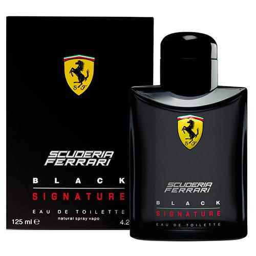 Ferrari Black Signature Masculino Eau de Toilette