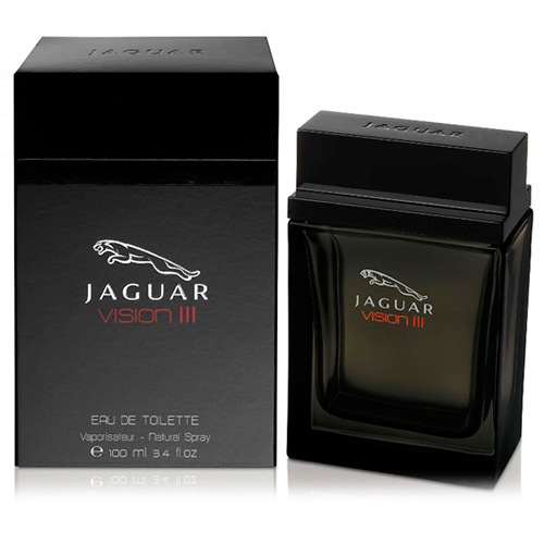 Jaguar Vision III Masculino Eau de Toilette