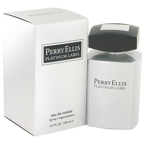 Platinum Label Masculino Eau de Toilette - Perry Ellis