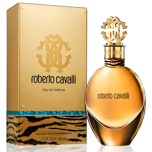 Roberto Cavalli Feminino Eau de Parfum - Roberto Cavalli