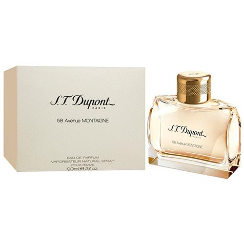 58 Avenue Montaigne Feminino Eau de Parfum - S.T. Dupont