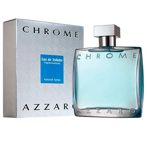 Chrome Masculino Eau de Toilette - Azzaro