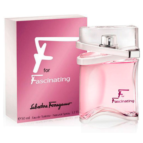 F for Fascinating Feminino Eau de Toilette - Salvatore Ferragamo
