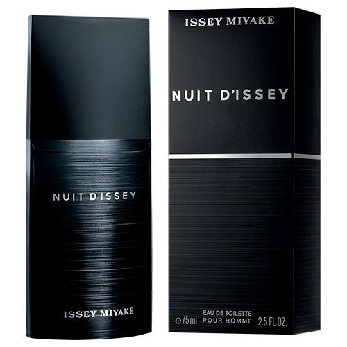Nuit d'Issey Masculino Eau de Toilette - Issey Miyake