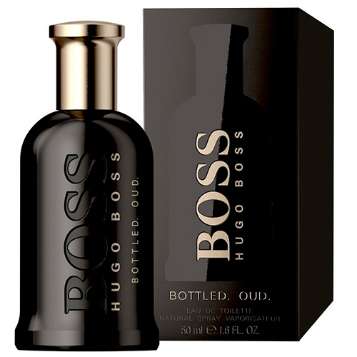 Boss Bottled Oud Masculino Eau de Toilette - Hugo Boss