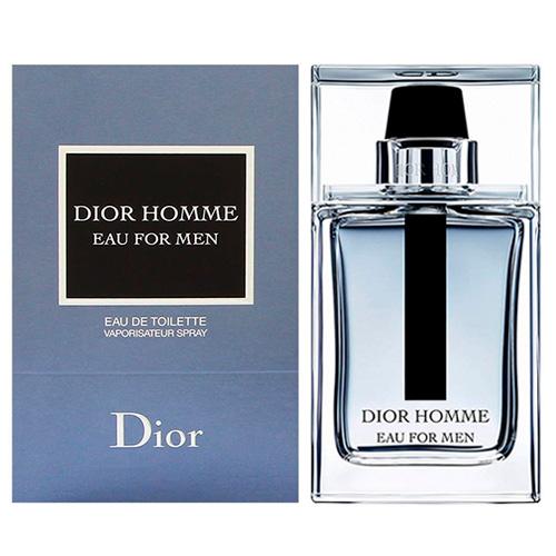 Dior Homme Eau For Men Masculino Eau de Toilette - Christian Dior