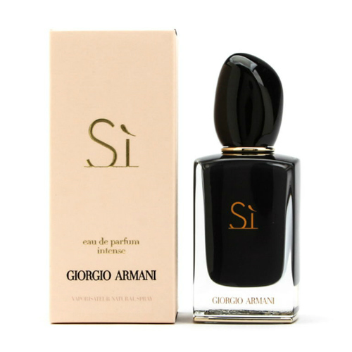 Si Intense Feminino Eau de Parfum - Giorgio Armani