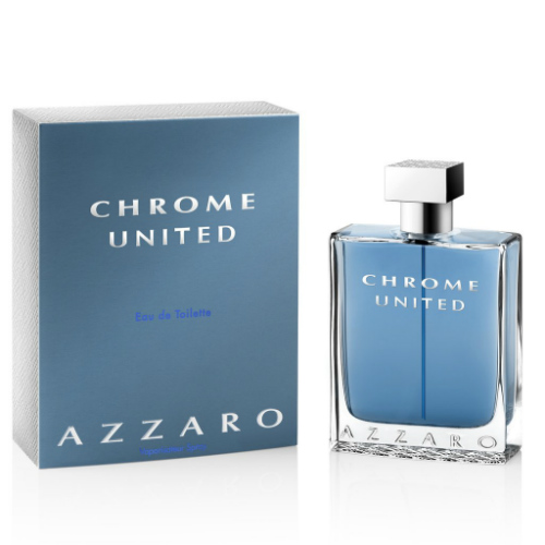 Chrome United Masculino Eau de Toilette - Azzaro