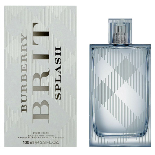 Brit Splash Masculino Eau de Toilette - Burberry