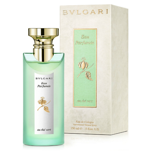 Eau Parfumée Au Thé Vert Feminino Eau de Cologne - Bvlgari