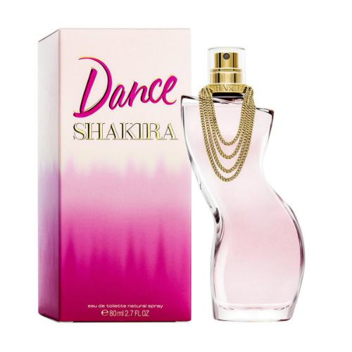 Shakira Dance Feminino Eau de Toilette