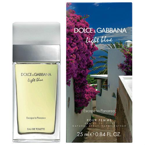 Light Blue Escape To Panarea Feminino Eau de Toilette - Dolce & Gabbana