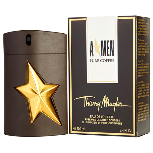 A Men Pure Coffee Masculino Eau de Toilette - Thierry Mugler