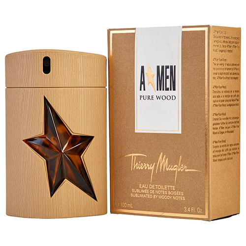 A Men Pure Wood Masculino Eau de Toilette - Thierry Mugler