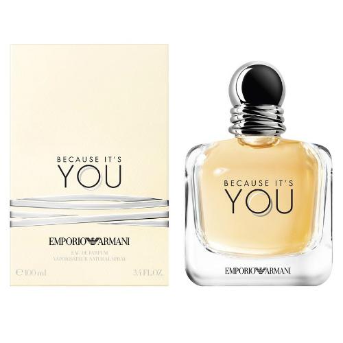 Armani Because Its You Feminino Eau de Parfum - Giorgio Armani