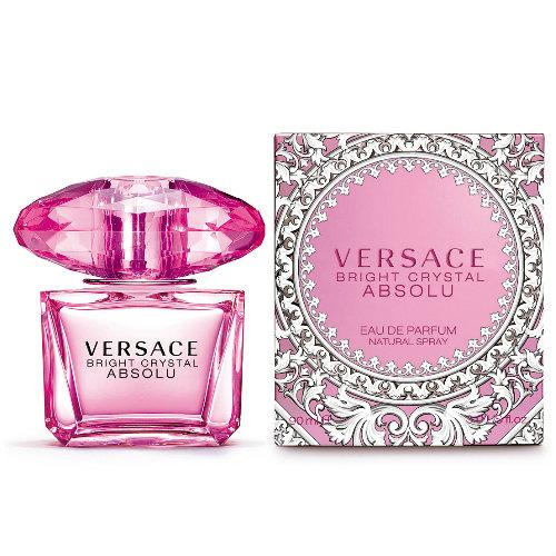 Bright Crystal Absolu Feminino Eau de Parfum - Versace