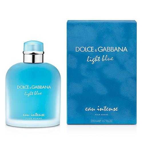 Light Blue Eau Intense Masculino Eau de Toilette - Dolce & Gabbana
