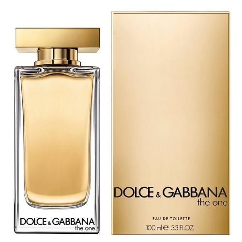 The One Feminino Eau de Toilette - Dolce & Gabbana