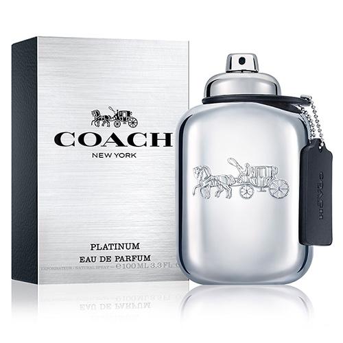Coach Platinum Masculino Eau de Parfum
